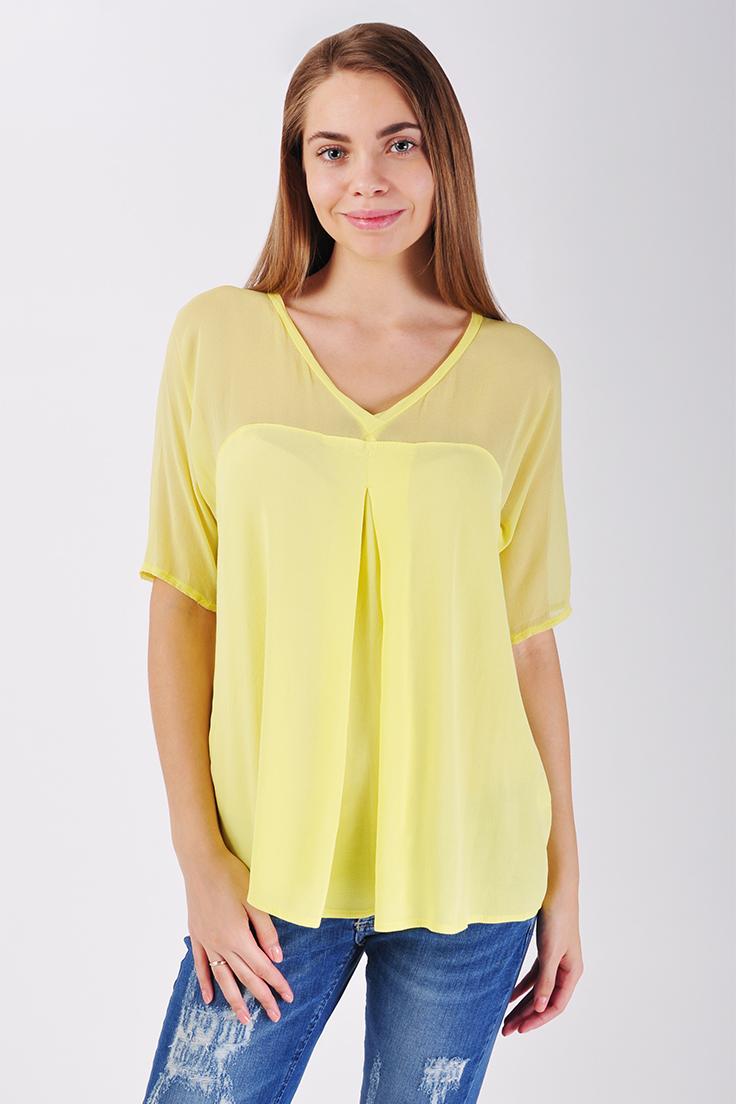 Прозрачные Шелковые Блузки