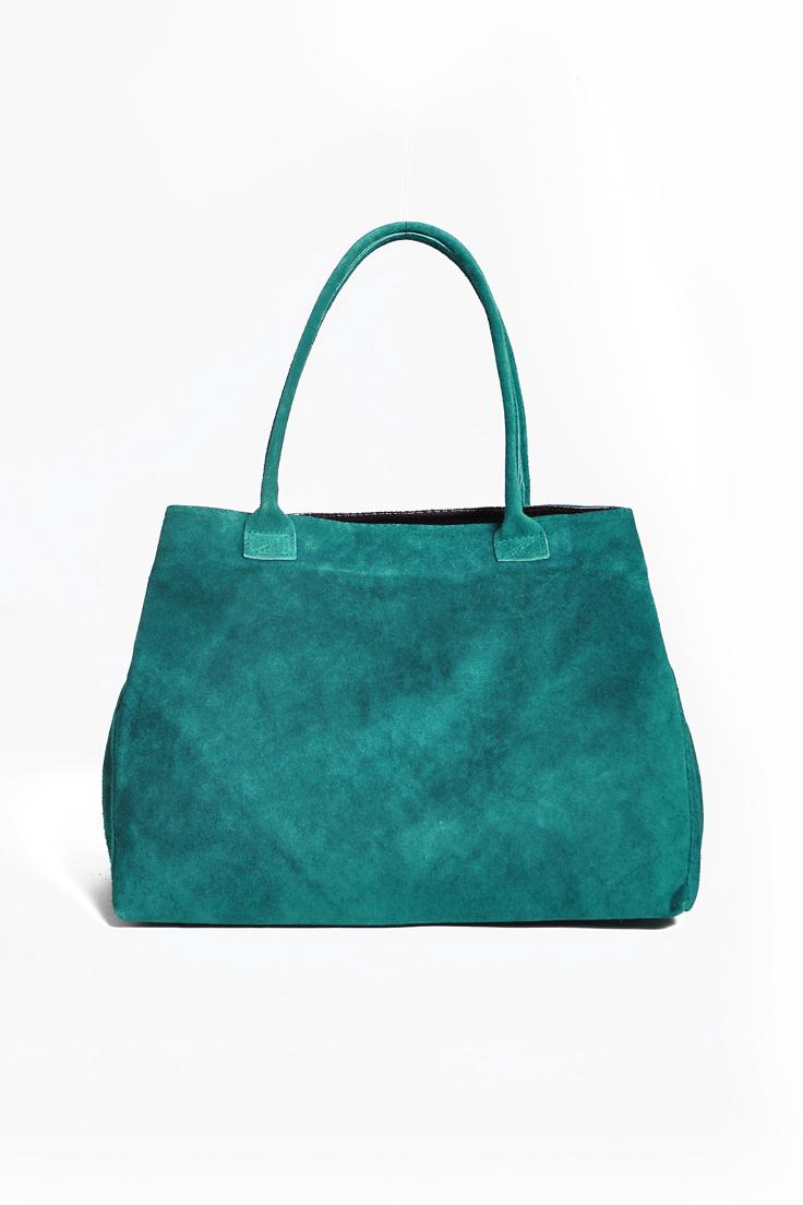 75dd87b03432 Классическая женская замшевая сумка Alessandro Birutti. Купить MAISON7 -  Замшевая ...