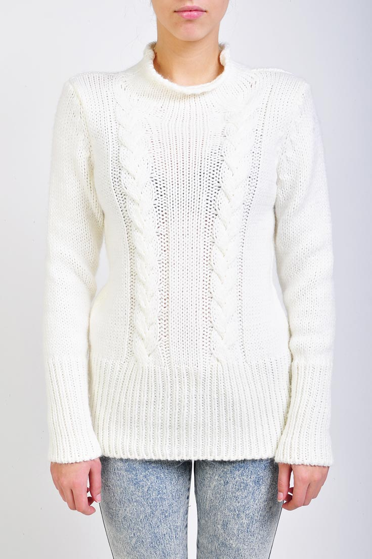 Пуловеры Белые С Доставкой