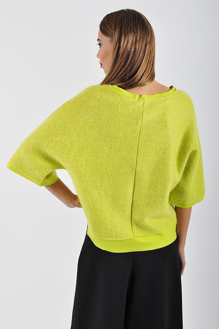 Пуловер С Цветами С Доставкой