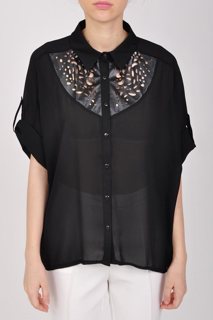 Красивые Черные Блузки Доставка