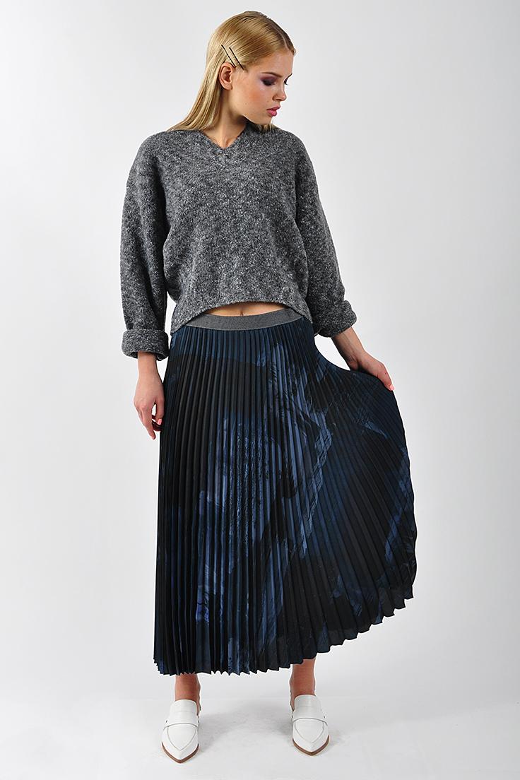 Длинная юбка макс мара